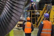 АЭС получат первую российскую тихоходную турбину