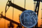 Почему рубль так сильно отстал от нефти?