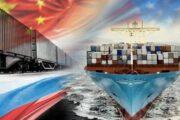 Мультимодальный транзит: Китай повез грузы в Америку через Россию